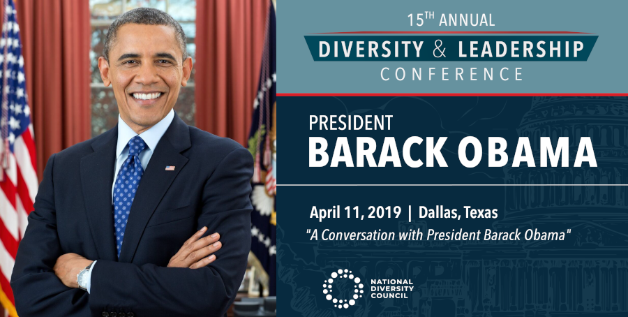 15th Annual Diversity & Leadership Conference 2019