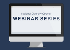 National Diversity Council Webinars